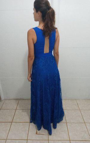 Vestido Longo de Festa - Foto 4