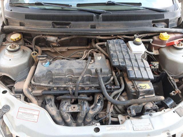 Motor parcial ford ka fiesta 1.0 garantia 3 meses
