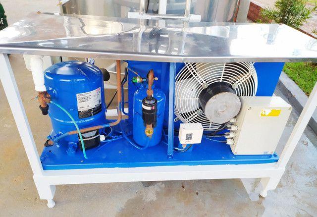 Resfriador Agranel de Leite 790 Litros Semi Novo  - Foto 2
