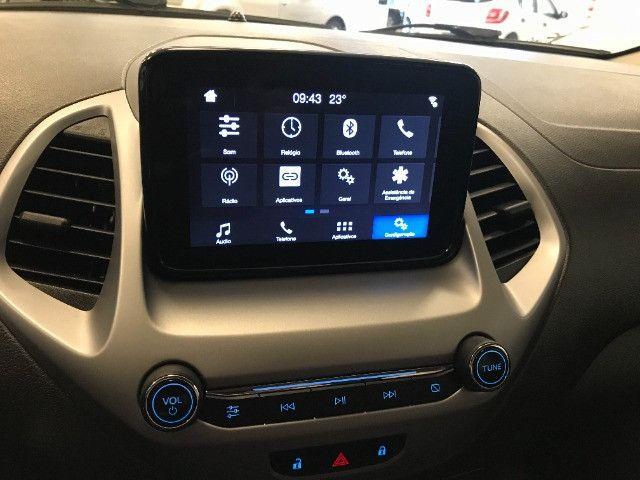 Ford - Ka 1.5 Sedan SE Plus 12V Flex 4p Mec - 2019 - Foto 8