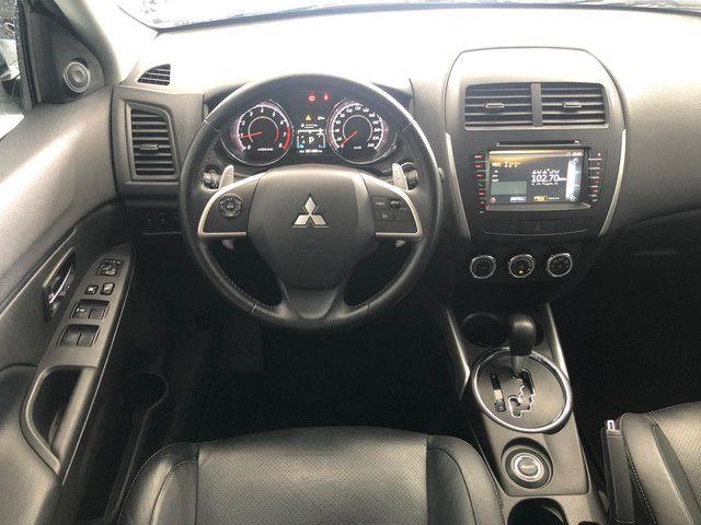 ASX 2.0 AWD 4x4 automática ano 2017 - Foto 10