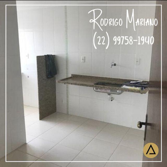 Alugo lindo apartamento de 2 quartos na Enseada em Rio das Ostras - Foto 9