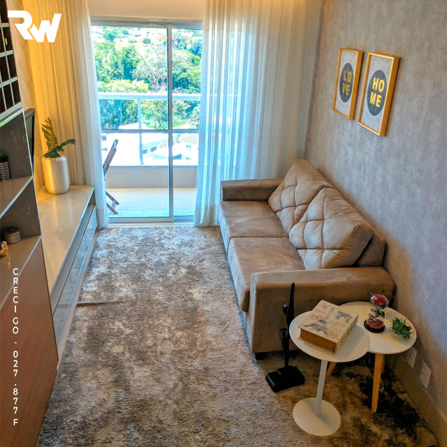Apartamento 2 quartos sendo 1 suíte na Vila Rosa - Foto 8