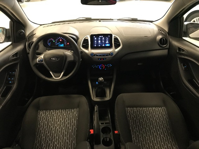 Ford - Ka 1.5 Sedan SE Plus 12V Flex 4p Mec - 2019 - Foto 6