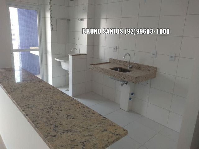 Everest Residencial, dois dormitórios, Praça 14, próx  ao Adrianópolis  e Centro.  - Foto 2