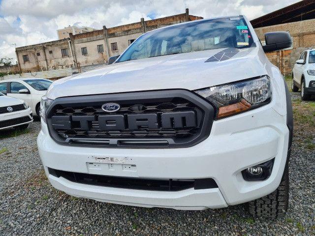 Ford Ranger Storm 2022 - temos em estoque.