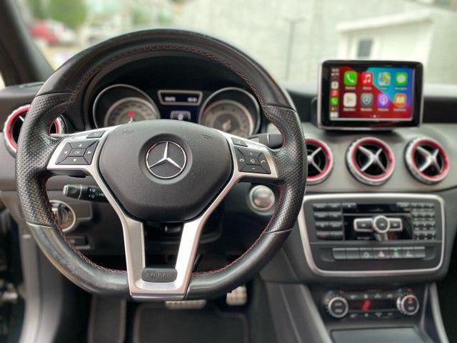 Gla 250 ano 2015 baixo km com Apple CarPlay  - Foto 10