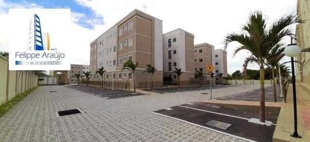 Apartamento com 2 dormitórios à venda, 44 m² por R$ 155.900,00 - Messejana - Fortaleza/CE - Foto 19