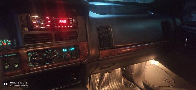 Vendo Carro GCherokee Limited  5.2 4X4 com GNV - Foto 13