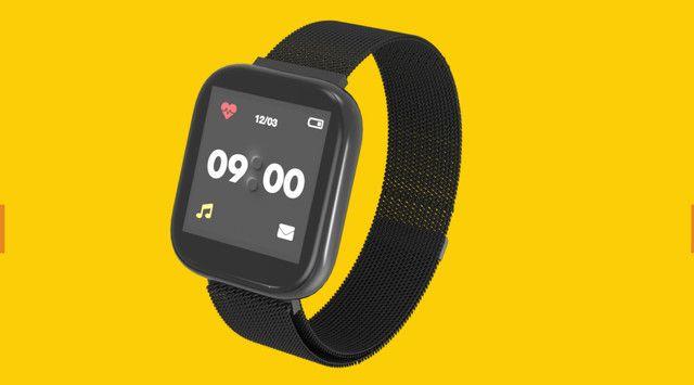 O Relógio Smartwatch Shell