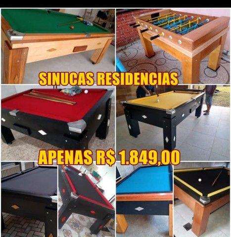 Show De Bilhares E Sinucas - Foto 3
