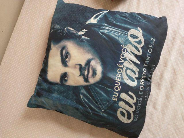 almofadas Luan Santana
