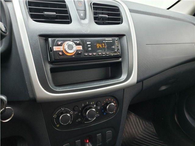 Renault Logan 2020 1.0 12v sce flex authentique manual - Foto 15