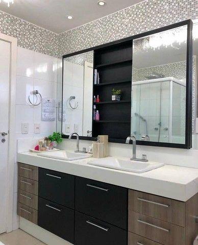 Apartamento para venda tem 191 metros quadrados com 3 quartos em Quilombo - Cuiabá - MT - Foto 2