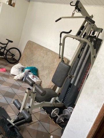 Máquina de musculação aceito troca e proposta - Foto 2