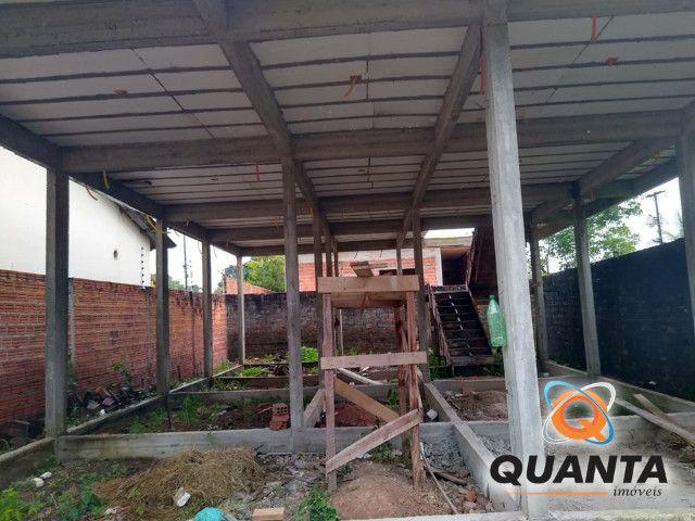 Vendo casa em construção no residencial Brisa do Norte - Foto 4
