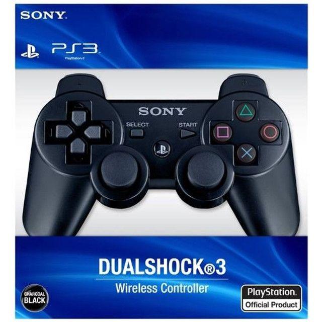 Controle PS3 - chegou - poucas unidades