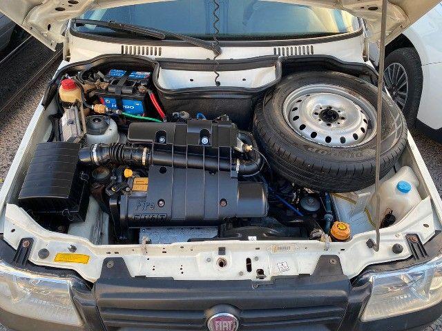 Fiat Uno Furgão 1.3 Fire . Único a venda . Raridade - Foto 7