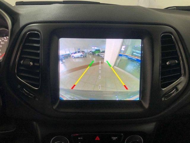 Jeep Compass Longitude 2.0 2018 Cinza 40 mil km - Foto 9