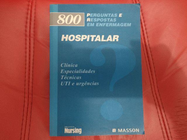 Livro concurso enfermagem