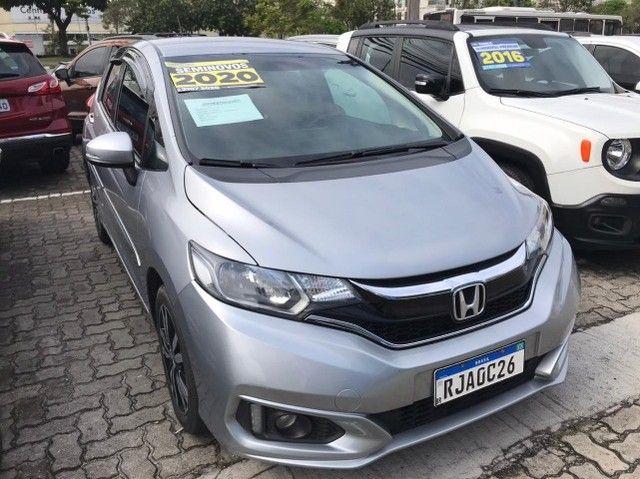 Honda Fit EX 1.5 aut 2020  - Foto 3
