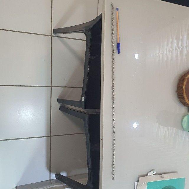 Colar cordão de aço estilo indiano de bali - Foto 3