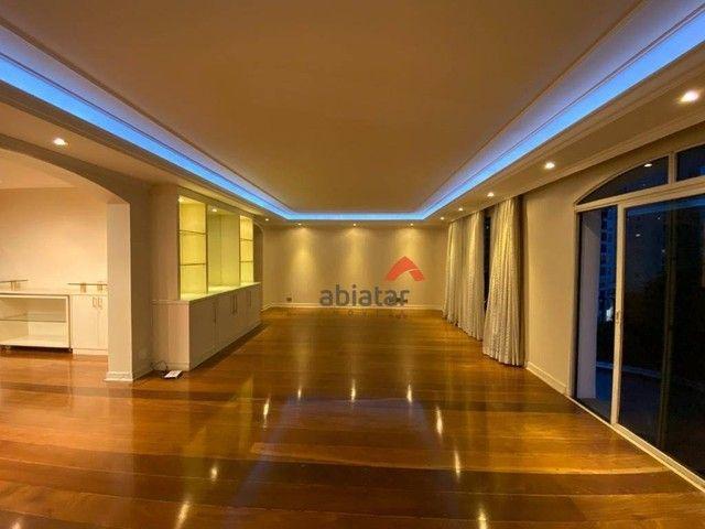 Apartamento com 4 dormitórios para alugar, 340 m² por R$ 3.910,00/mês - Vila Andrade - São - Foto 8