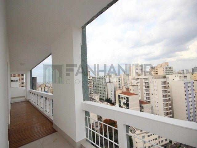 Apartamento para locação, Higienópolis, São Paulo. - Foto 9