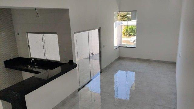 Casa nova 03 Quartos com Piscina  na Vila Pedroso em Goiânia  - Foto 7