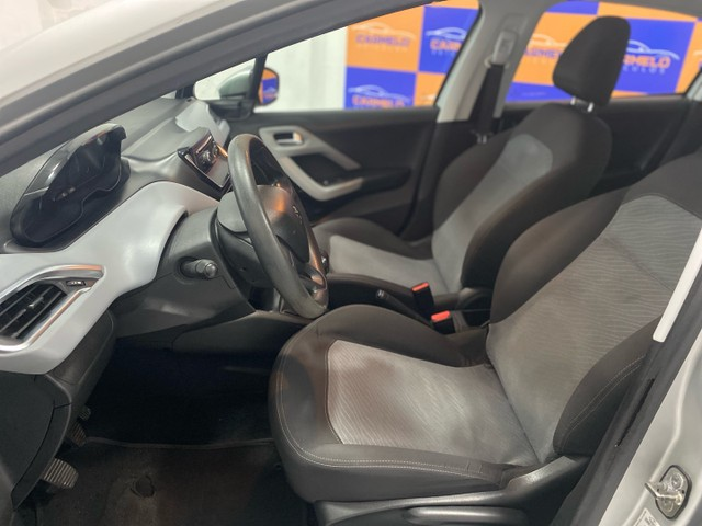 Peugeot 208 Active 2015 Completo  Impecável  - Foto 9