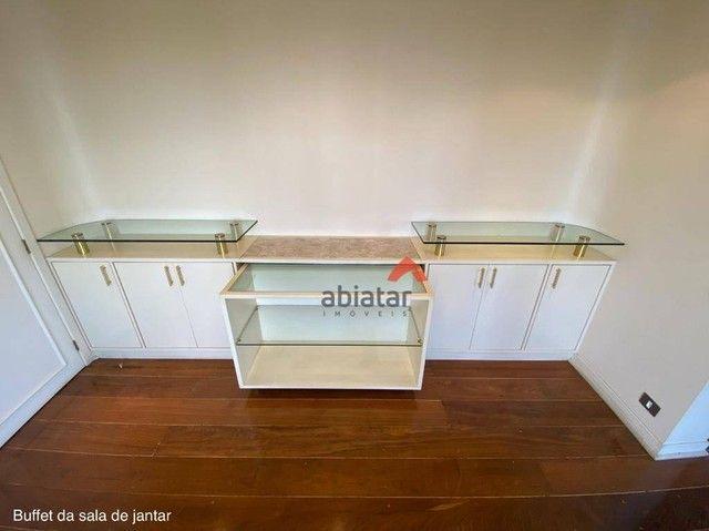 Apartamento com 4 dormitórios para alugar, 340 m² por R$ 3.910,00/mês - Vila Andrade - São - Foto 10