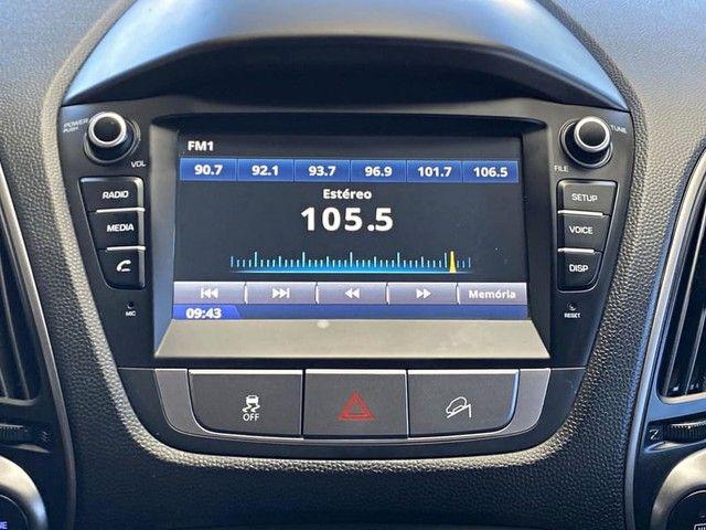Hyundai  IX35 GL 2.0 16V 2WD FLEX AUT - Foto 8