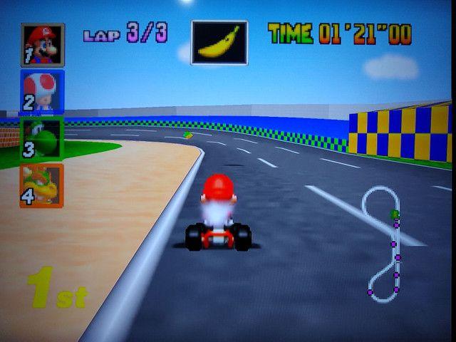 Cartucho Nintendo 64 - Foto 5