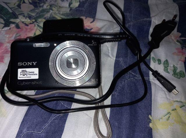 Câmera Sony Cybershot 16 Megapixel