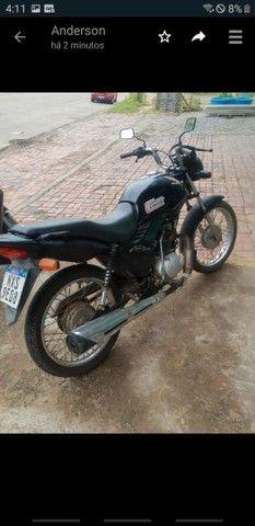 Vendo moto 2013