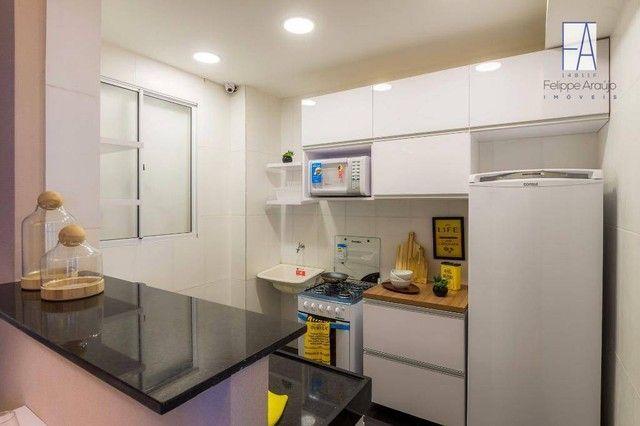 Apartamento com 2 dormitórios à venda, 44 m² por R$ 155.900,00 - Messejana - Fortaleza/CE - Foto 7