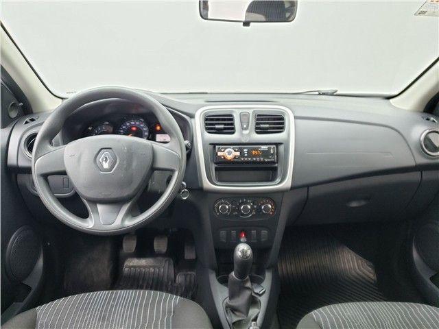 Renault Logan 2020 1.0 12v sce flex authentique manual - Foto 12