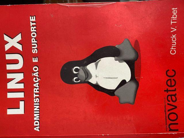 Livro Linux Administração e Suporte - Chuck V Tibet