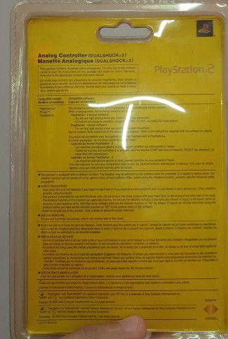 Controle Original Para PS2 - Foto 2