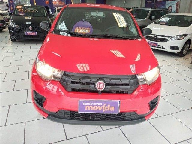 Fiat Mobi Like baixo km - Foto 2