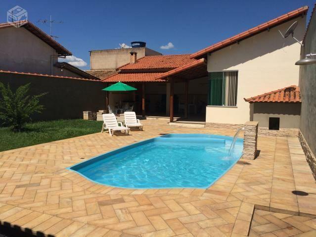 Casa com piscina e sauna em Pinheiral - Foto 5