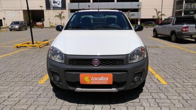 FIAT STRADA 2016/2017 1.4 MPI HARD WORKING CS 8V FLEX 2P MANUAL