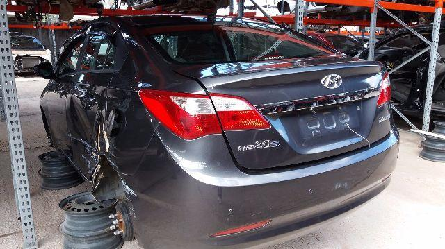 Peças usadas Hyundai HB20 2014 1.6 16v flex 128cv manual