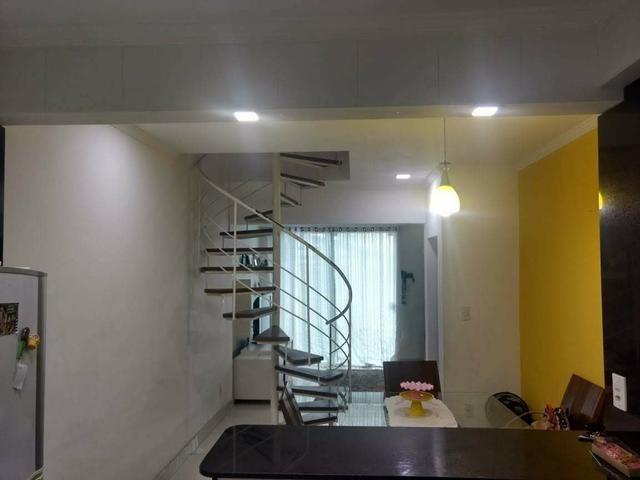 Casa duplex com piscina + apto com 2 quartos - Foto 12