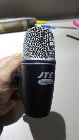 Microfone de tom JTS