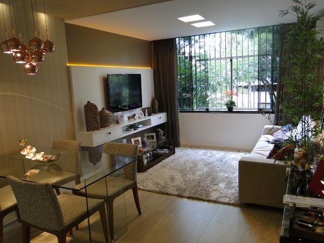 Apartamento 03 quartos, reformado, nascente na Asa Norte