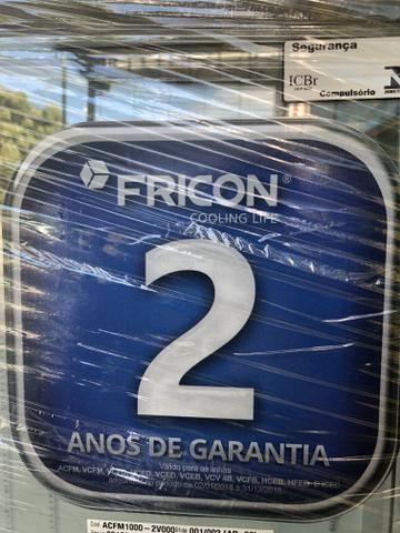 Balcão auto serviço 2 portas / freezer - refrigerador vertical - marca fricon  - Foto 4