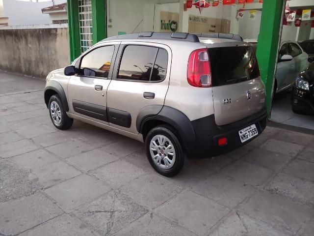 Uno Way Evo 1.4 2011 (R$: 2.900,00 + 48 x 669,00) - Foto 6