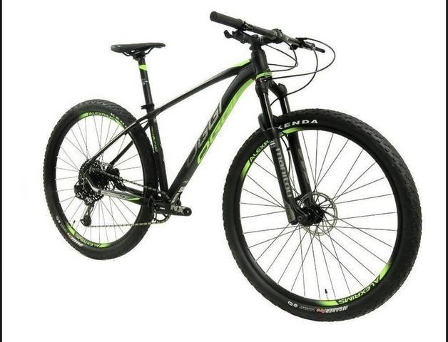 Bicicleta MTB Oggi Big Wheel 7.5 Zero - Nunca Usada