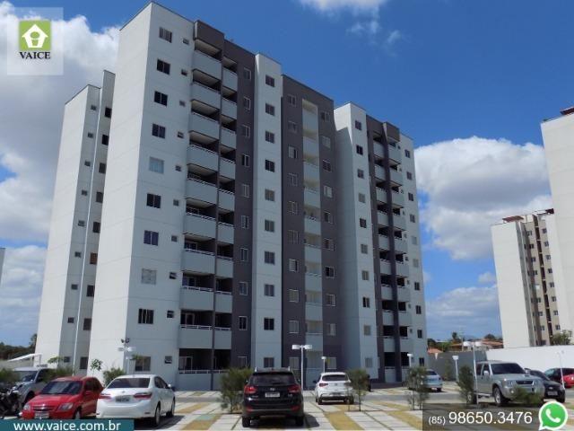Apartamento no Condomínio Villa Torino, 9º andar, 2 vagas